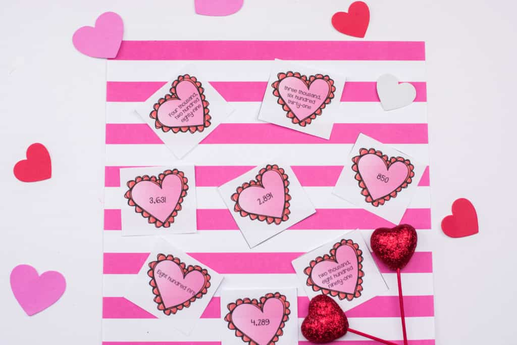 Celebrating holidays in the upper elementary grades is fun, but we still have standards to teach and content that students need to master. This blog post is full of ideas for Valentine's measurement activities to help students stay focused on learning measurement concepts...just with a fun Valentine's Day theme! Click through to get all of the ideas.