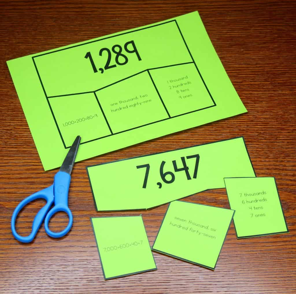 Place value is an extremely important and essential skill for upper elementary students to grasp before they can move onto other math concepts. This blog post details why it's so important and shares lots of ideas for teaching place value effectively in third grade. Click through to get all of the third grade place value tips and tricks!