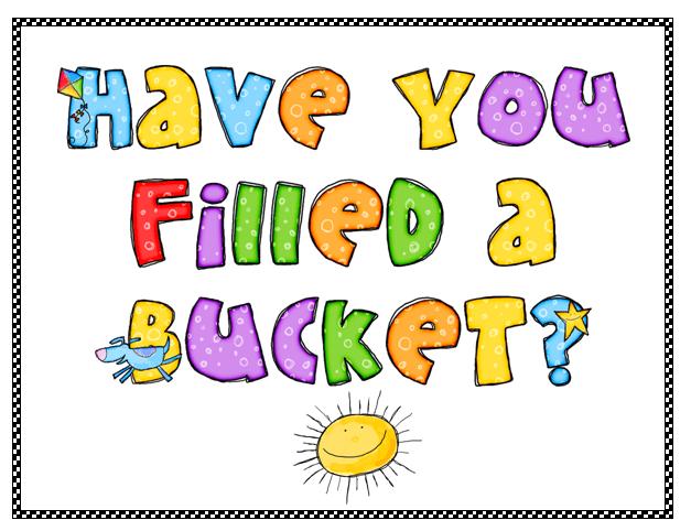 Bucket Fillers - Ashleigh\'s Education Journey