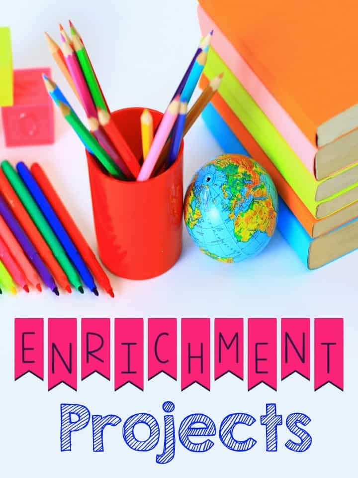 enrichment projects
