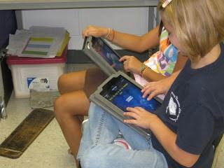 iPad activities