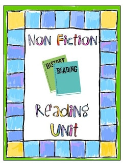 nonfiction reading unit