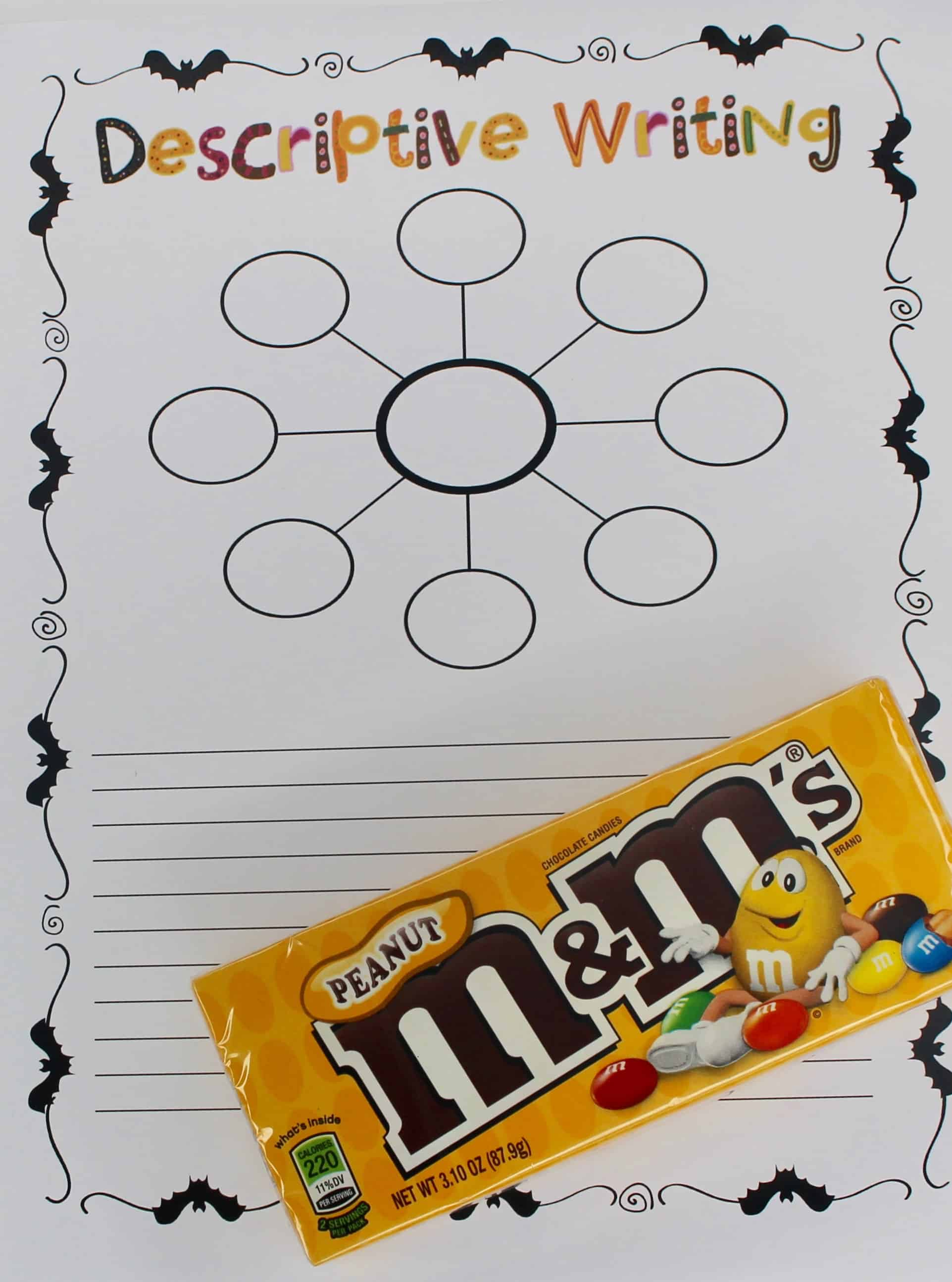 Trying to figure out what to do with your students the day AFTER Halloween? We teachers know that kids who have been eating nothing but Halloween candy for a solid day probably aren't in a very academic mood, but these activities will put that candy to use by helping them learn! Click through to check out these math and English language arts activities for upper elementary!