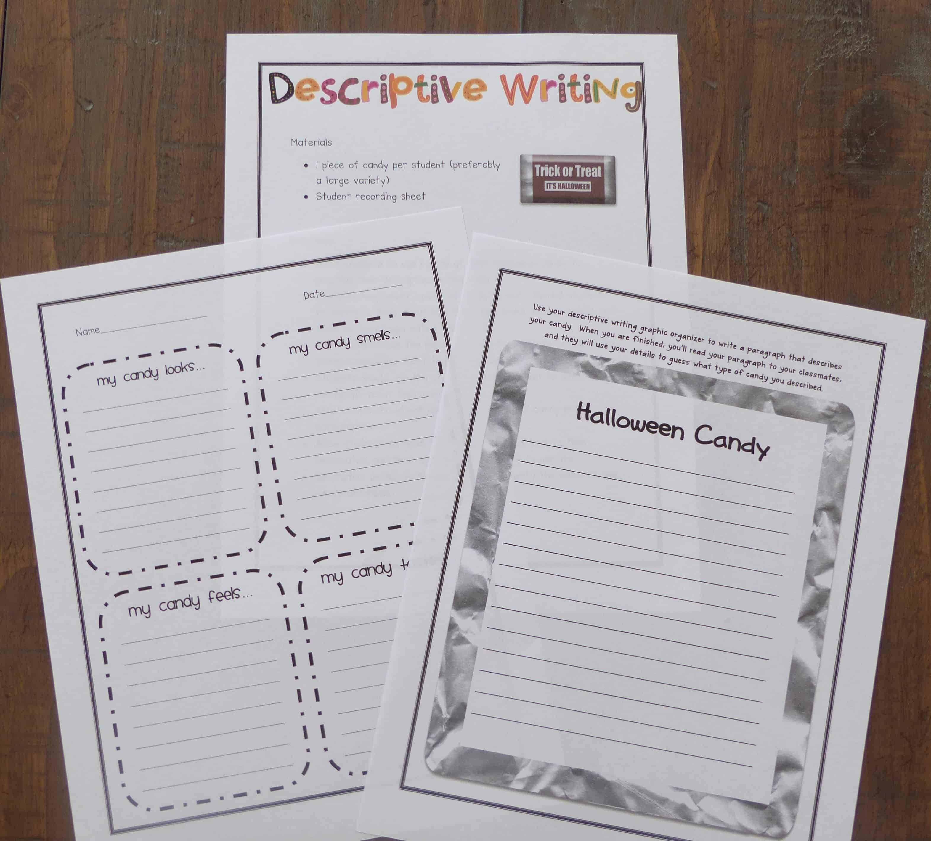 descriptive writing piece Descriptive writing - my bedroom by previousu, (1479 posts) the various pieces of furniture around the room all have a strong i think that in your piece of writing you have explained mostly everything in good detail.