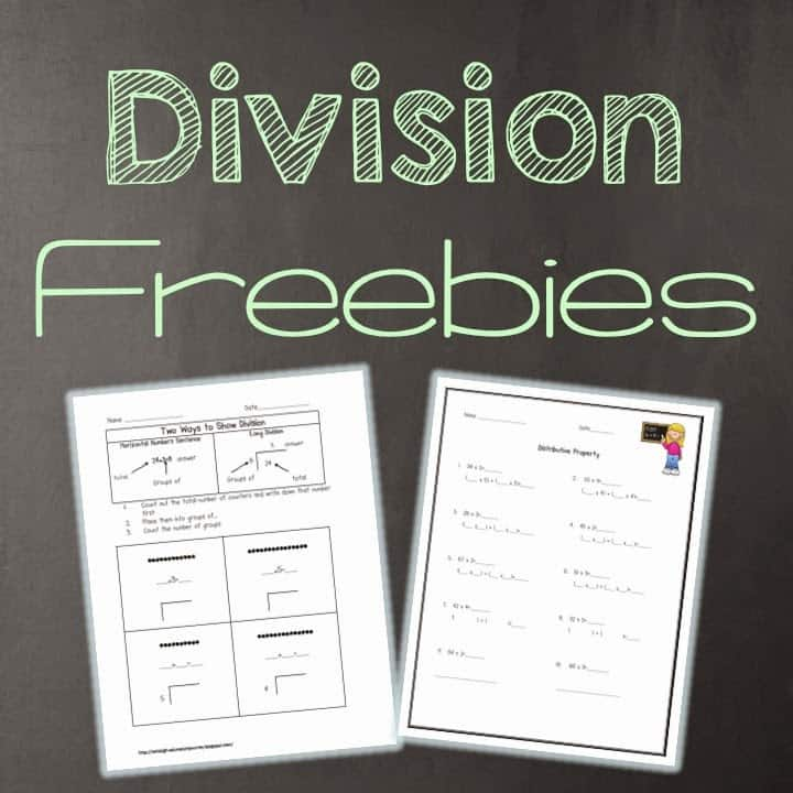 math freebies