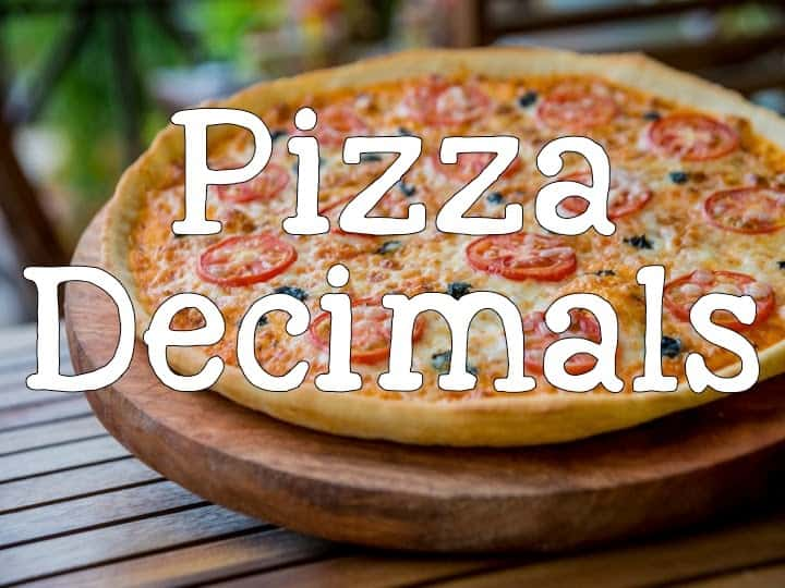 decimal pizza