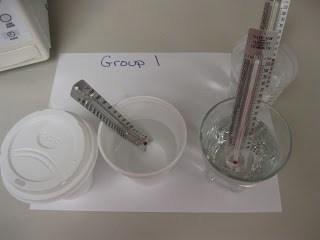 heat experiments