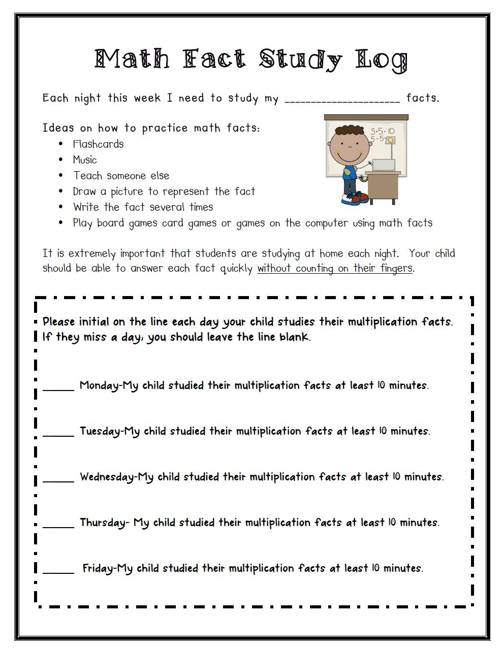Math Fact Fluency Worksheets multiplication worksheets – Multiplication Fact Fluency Worksheets