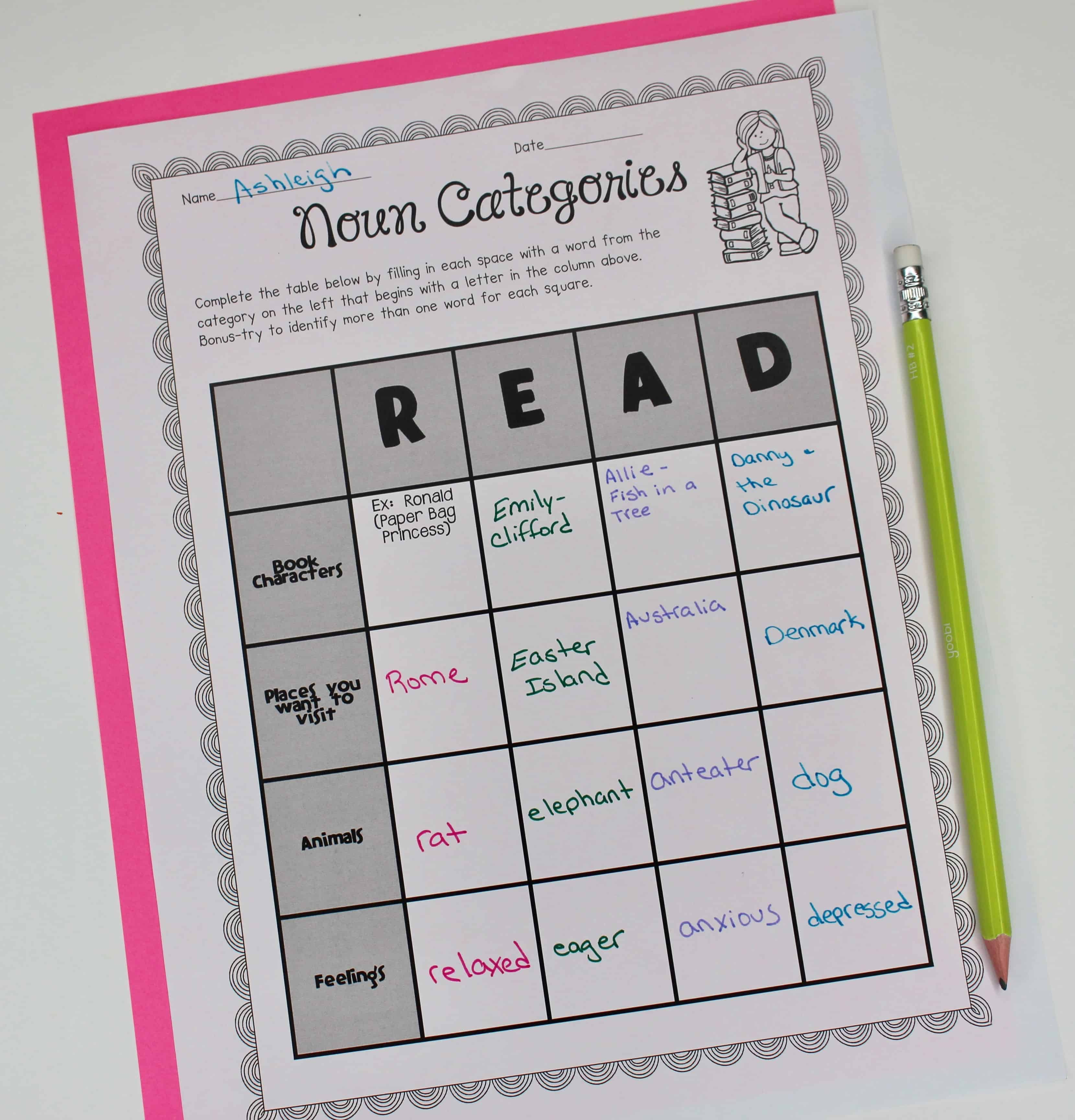 Grammar is usually most people's least favorite subject and topic, which is understandable. If you struggle with teaching nouns, then you'll want to read this blog post, where I'm sharing lots of tips for teaching nouns in fun and engaging ways that will catch -- and keep -- students' attention! Click through to read the full post for upper elementary teachers.