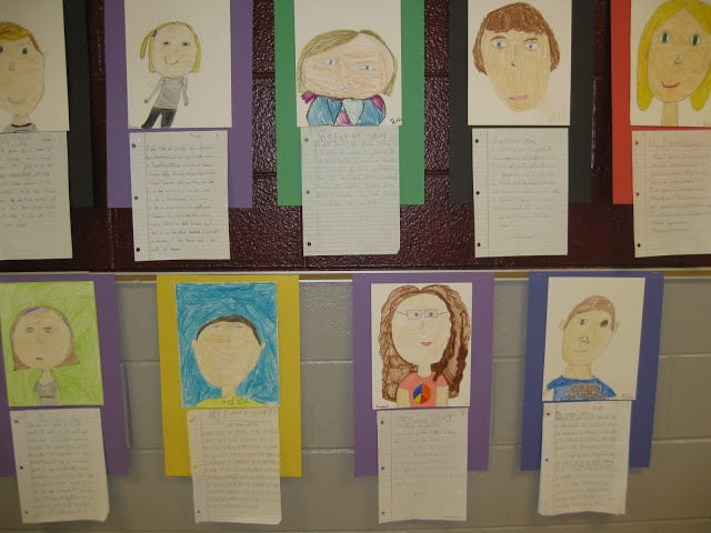 In need of a way to have a student portfolio or some kind of journal showing what your students learned all year in 3rd grade, 4th grade, or 5th grade? The month-by-month learning journals explained in this blog post are your answer! I came up with the learning journals as a way to help students keep track of what they learned all year long. Perfect for a student portfolio! Click through to read the blog post.