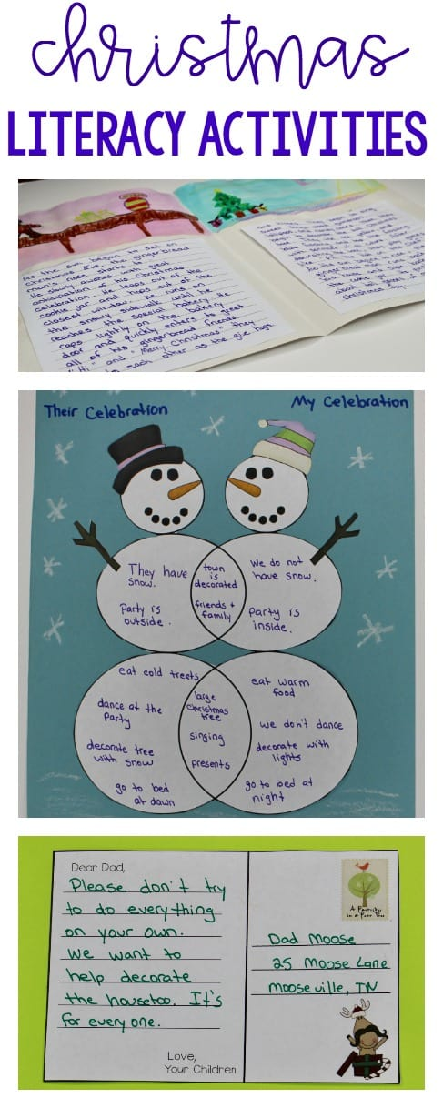 Twas the Week Before Christmas & A Freebie - Ashleigh\'s Education ...
