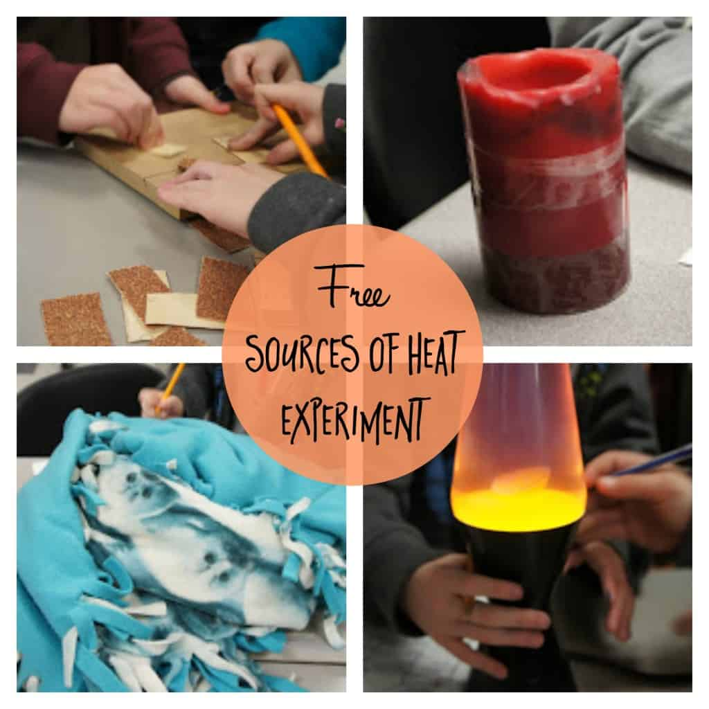 Sources of Heat free experiment