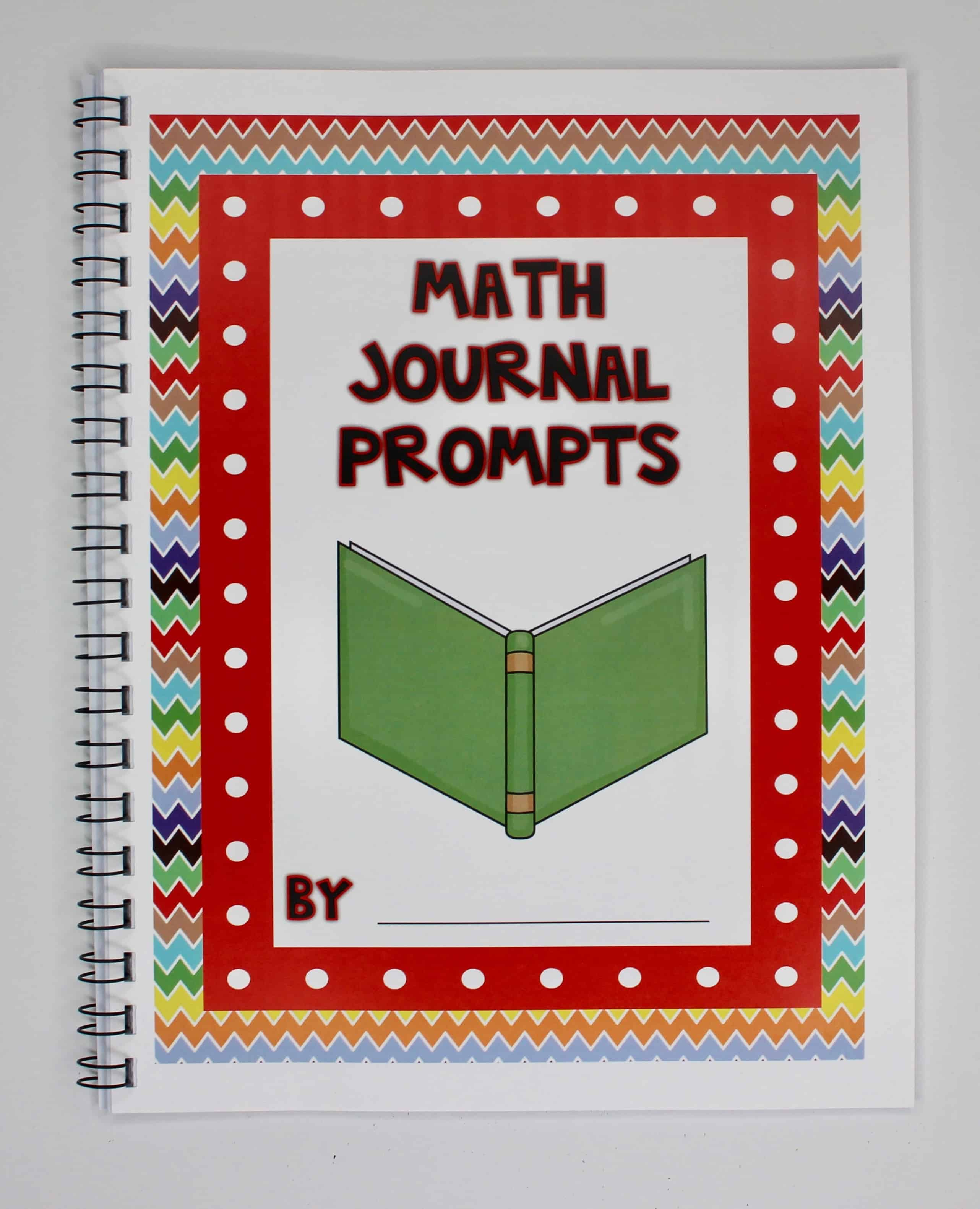 Writing about math is a very effective way to help students better understand WHY they're doing what they're doing when solving a math problem. This blog post goes into detail about why having your upper elementary students write about math is worthwhile and shares a lot of visuals, including math journal prompts. Click through to read the full blog post!
