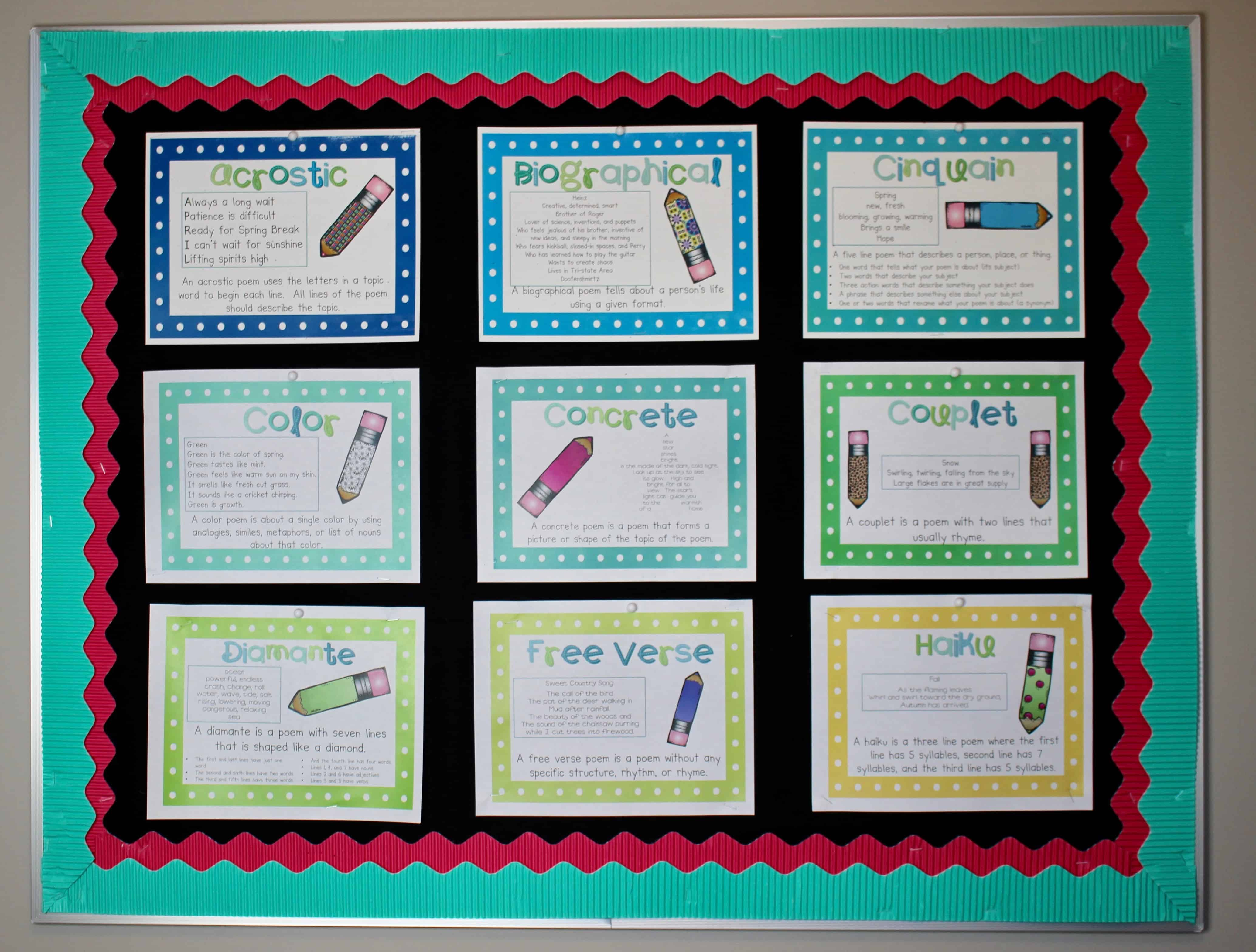 Poetry Ashleigh s Education Journey