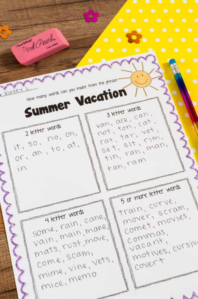 We ALL go into survival mode at the end of the year -- just those last couple of weeks that we have to get through so we can enjoy summer break! If you're an upper elementary teacher and you're finding yourself with days to lesson plan for at the end of the school year, then you'll want to click through and read this blog post. It includes 15 end-of-the-year activities that are perfect for 3rd grade, 4th grade, and 5th grade!