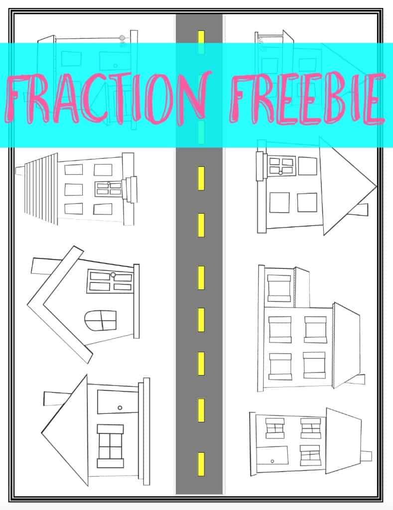 fractions unit ashleigh 39 s education journey. Black Bedroom Furniture Sets. Home Design Ideas