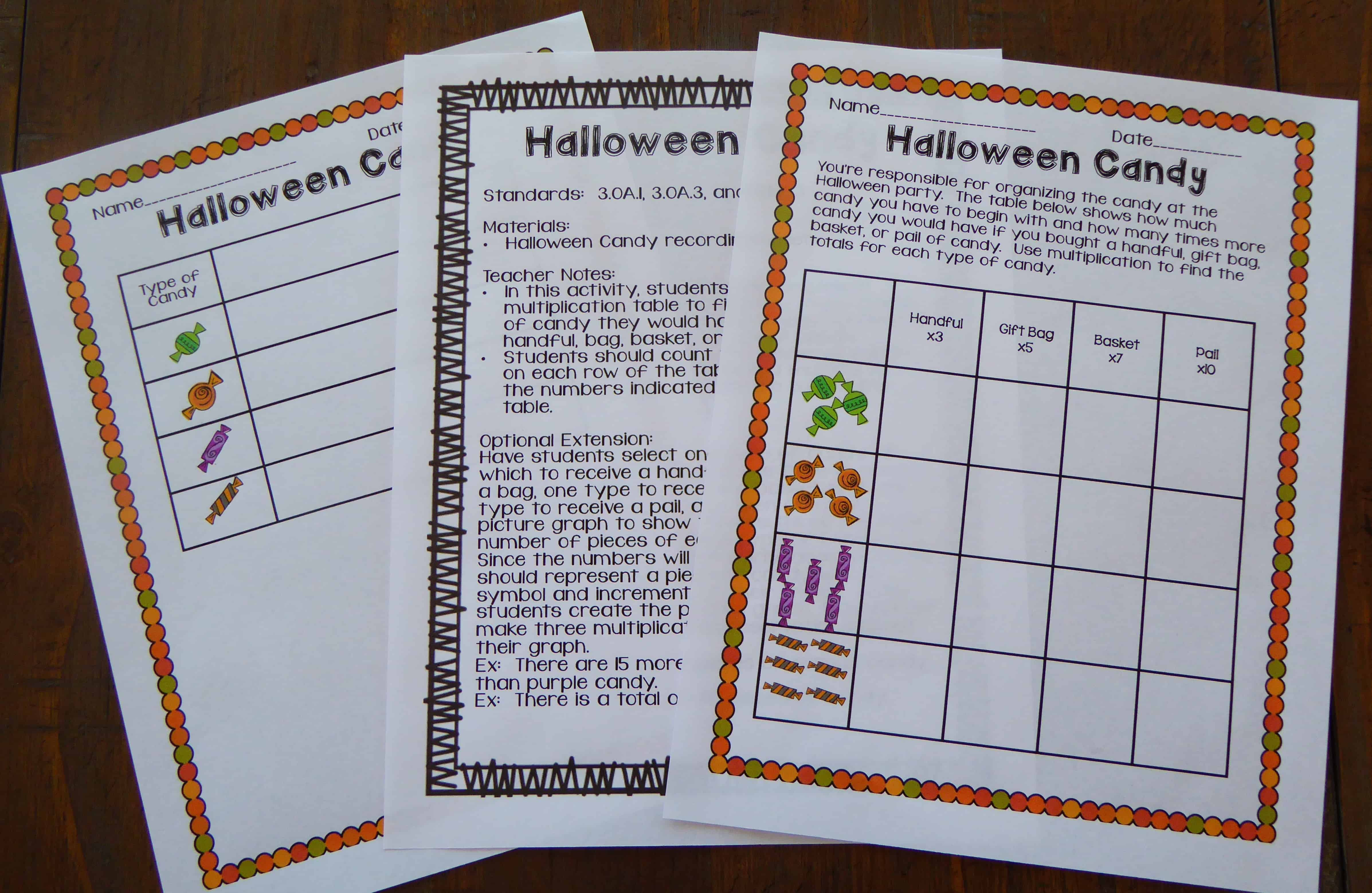 types of skills list%0A My students love the Haunted House activity where they determine the cost  of admission to a haunted house  There are so many ways you can  differentiate this