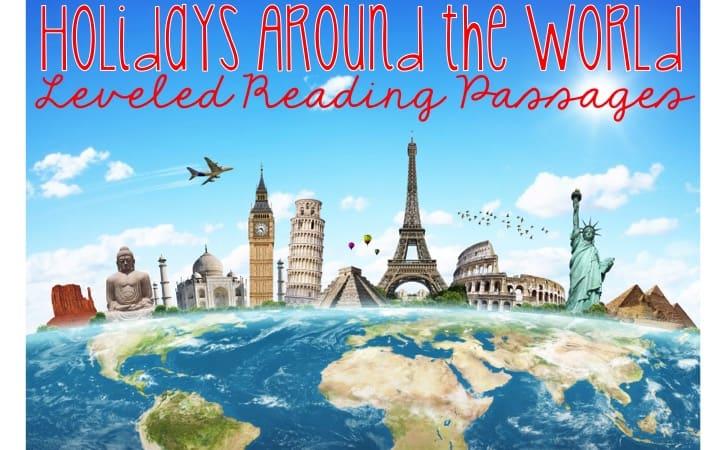 Holidays Around The World Ashleigh S Education Journey