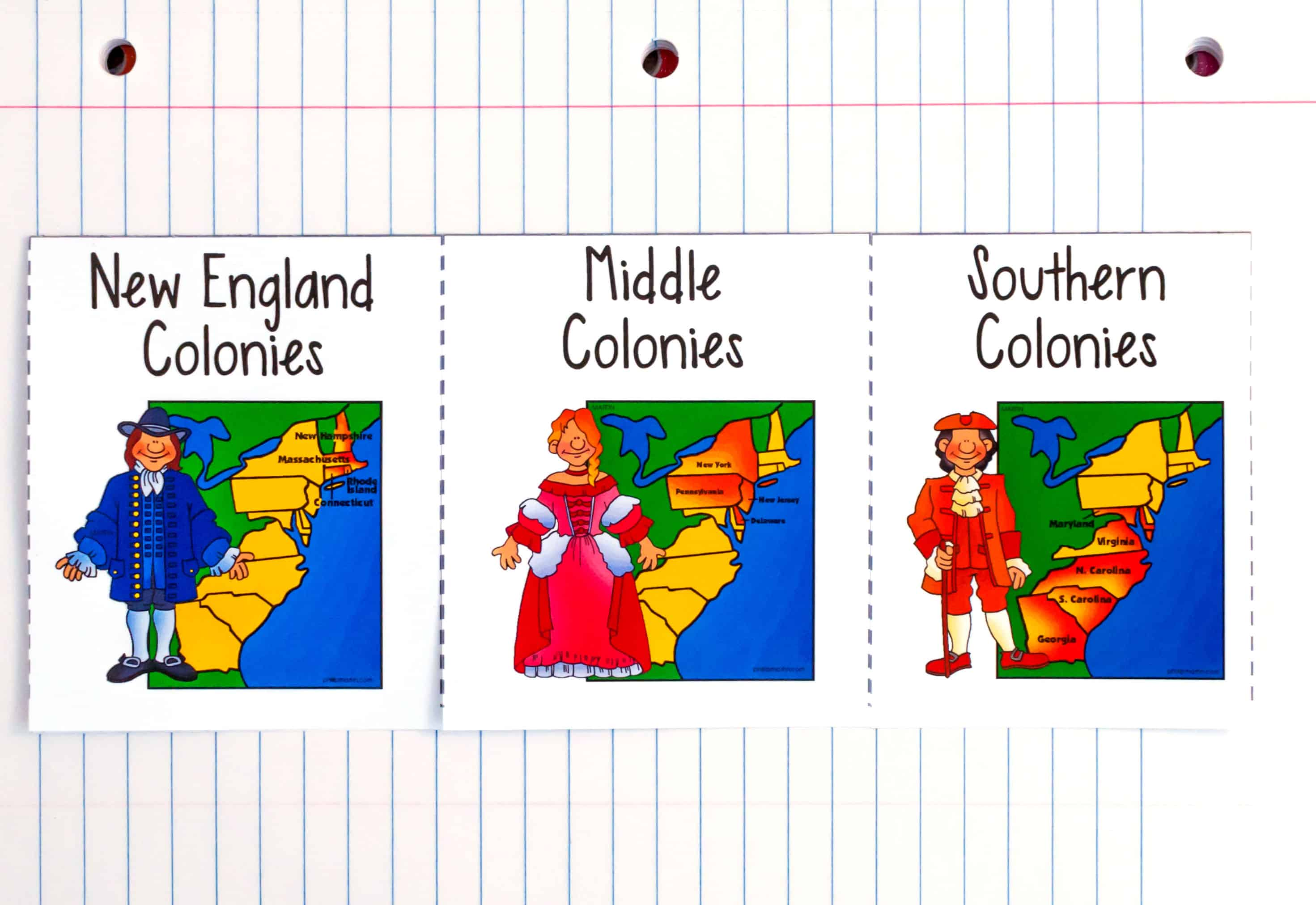 I wanted to make sure my upper elementary students received enough instruction in social studies, so I created a social studies interactive notebook! This resource is jam-packed with social studies content taught in 3rd grade, 4th grade, and 5th grade, and it's full of fun activities for your classroom. Click through to learn how I used this social studies interactive notebook with my students!