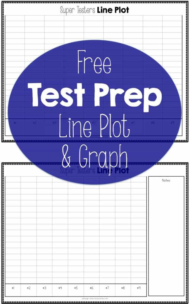 test prep graph