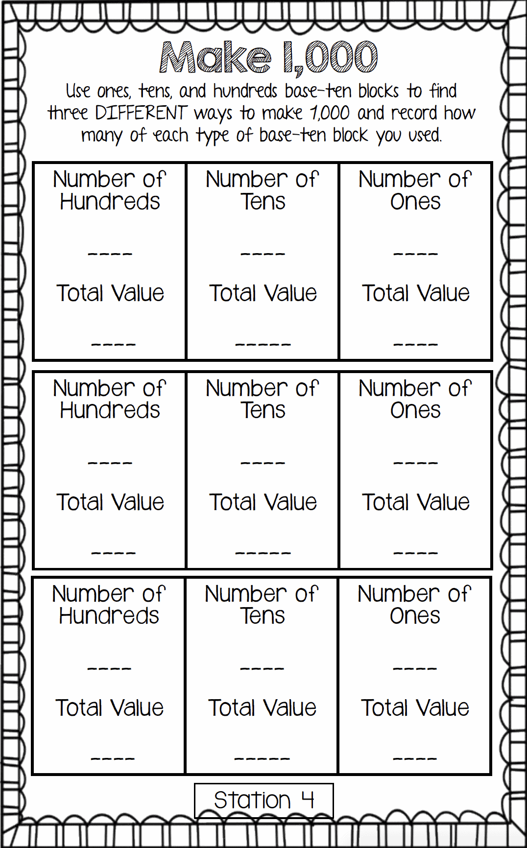 Place value is a really foundational math skill in 3rd grade, 4th grade, and 5th grade. However, it's always good to review place value concepts at the beginning of the new school year or for test prep before state testing. I'm sharing some fun hands-on place value activities in this blog post, so click through to read my tips for upper elementary math teachers!