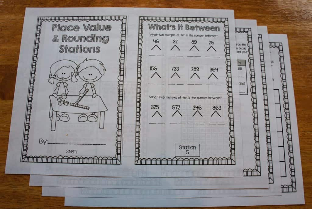 Hands-on Math Booklet