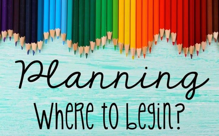 planning teacher