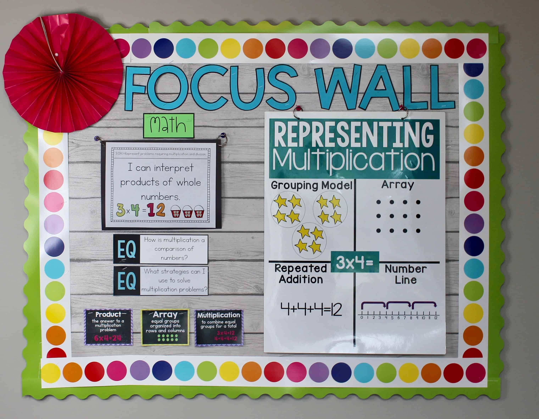 Introducing Multiplication - Ashleigh\'s Education Journey