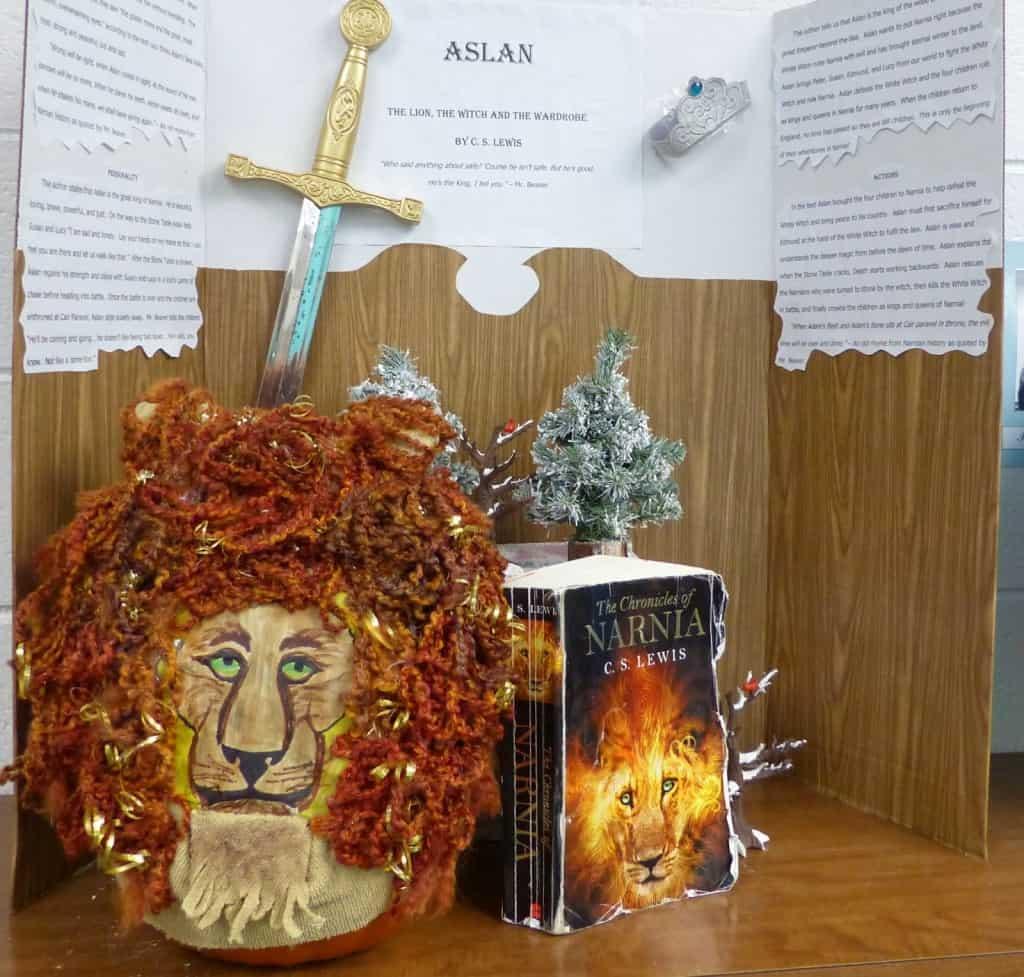 Narnia pumpkin