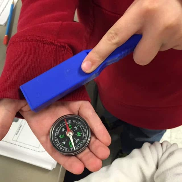 Magnets are such a fun topic to teach in the upper elementary classroom! They make for awesome science lessons and experiments, and I'm sharing engaging station activities for learning about magnets in this post. Your 3rd grade, 4th grade, or 5th grade students will have a blast learning while they complete these magnet activities! Click through to read the post.