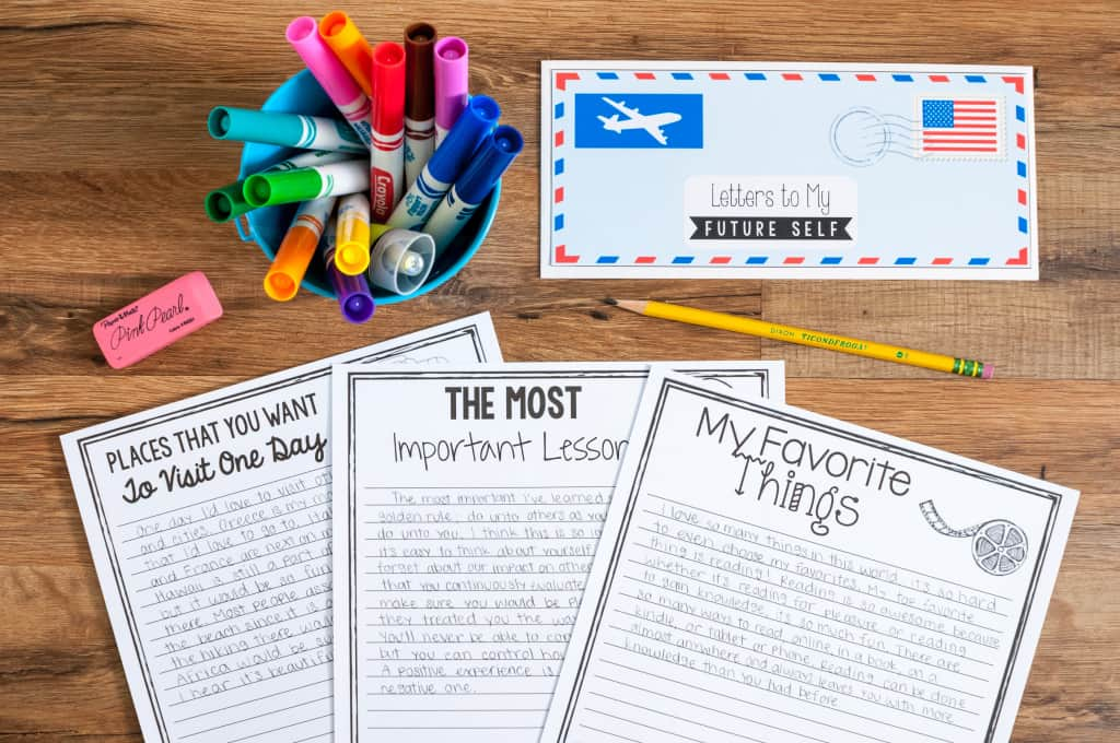 Letters to My Future Self Ashleigh s Education Journey