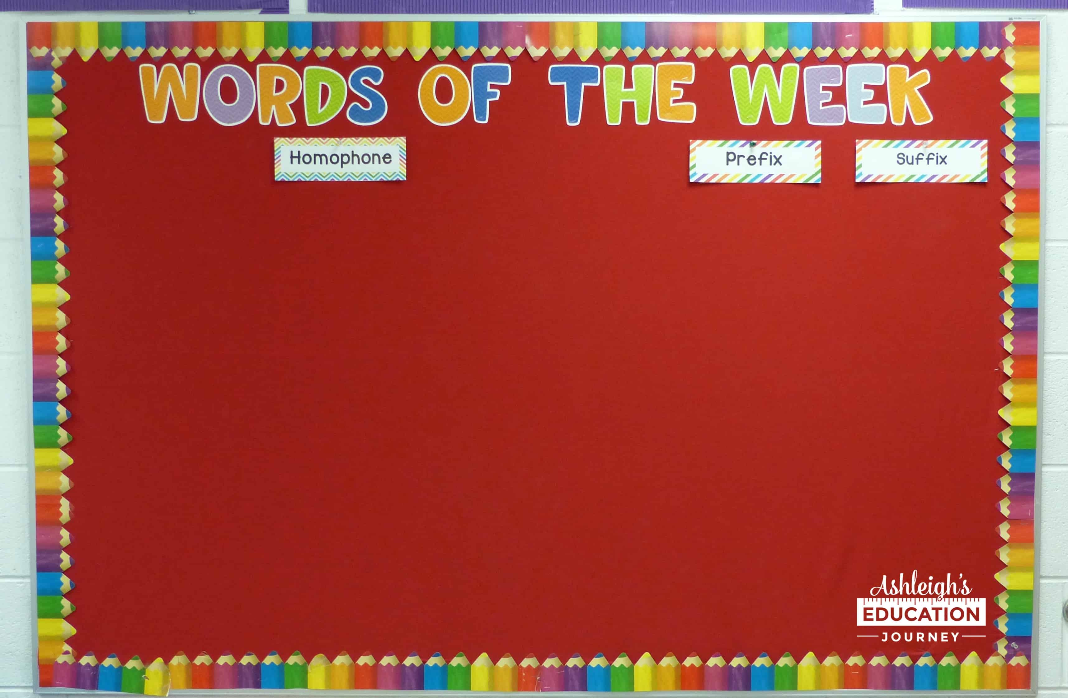 Reading workshop literacy stations ashleighs education word of the week im so excited about this this year im combining my prefix and suffix of the week and my homophone of the week nvjuhfo Gallery