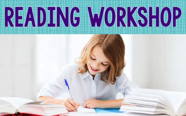 Literacy stations and reading workshop