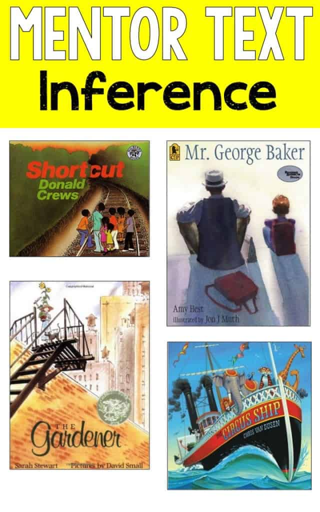 Inferencing Mentor Text