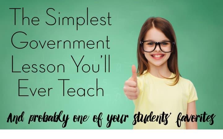 Government Lesson