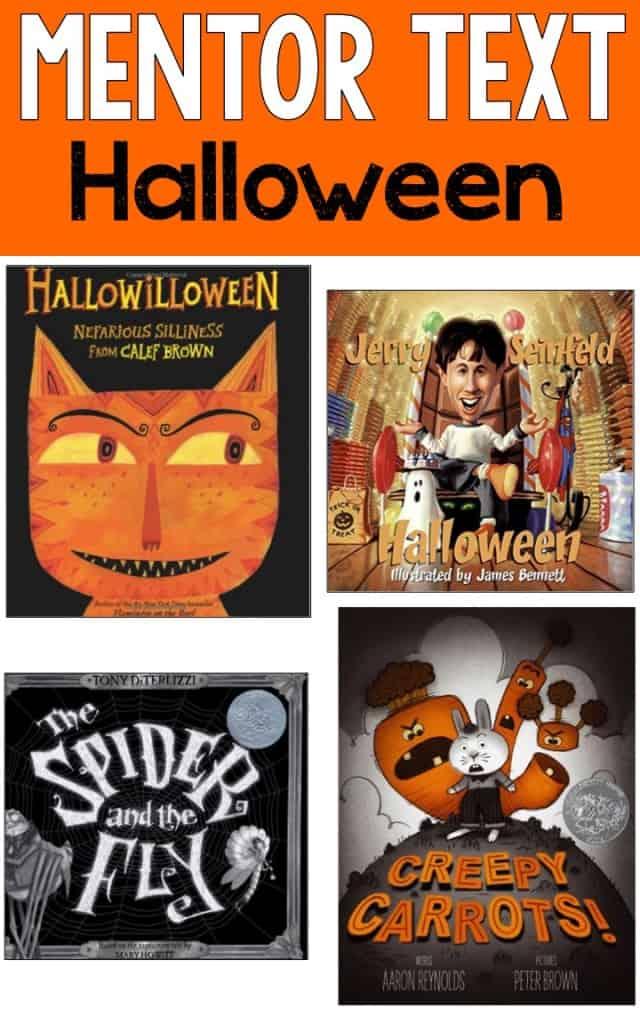 Halloween upper elementary