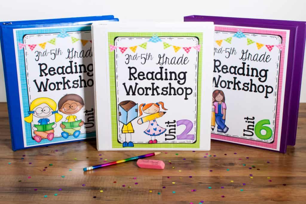 Reading Workshop Resources