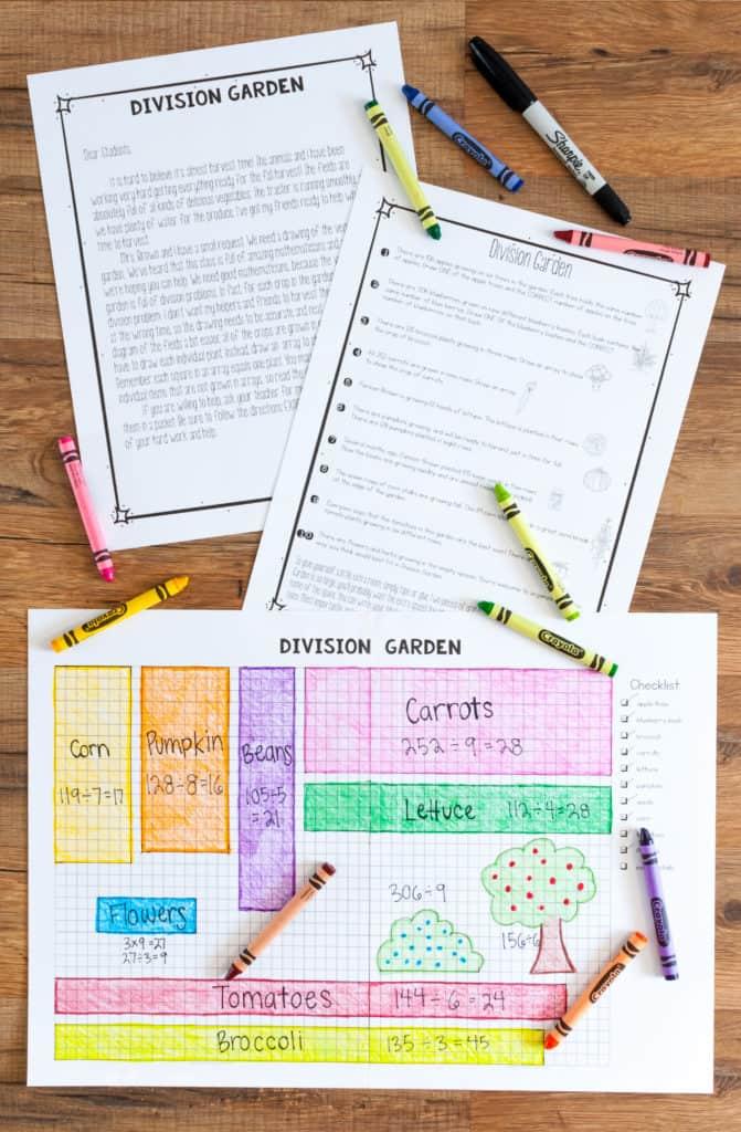 division garden