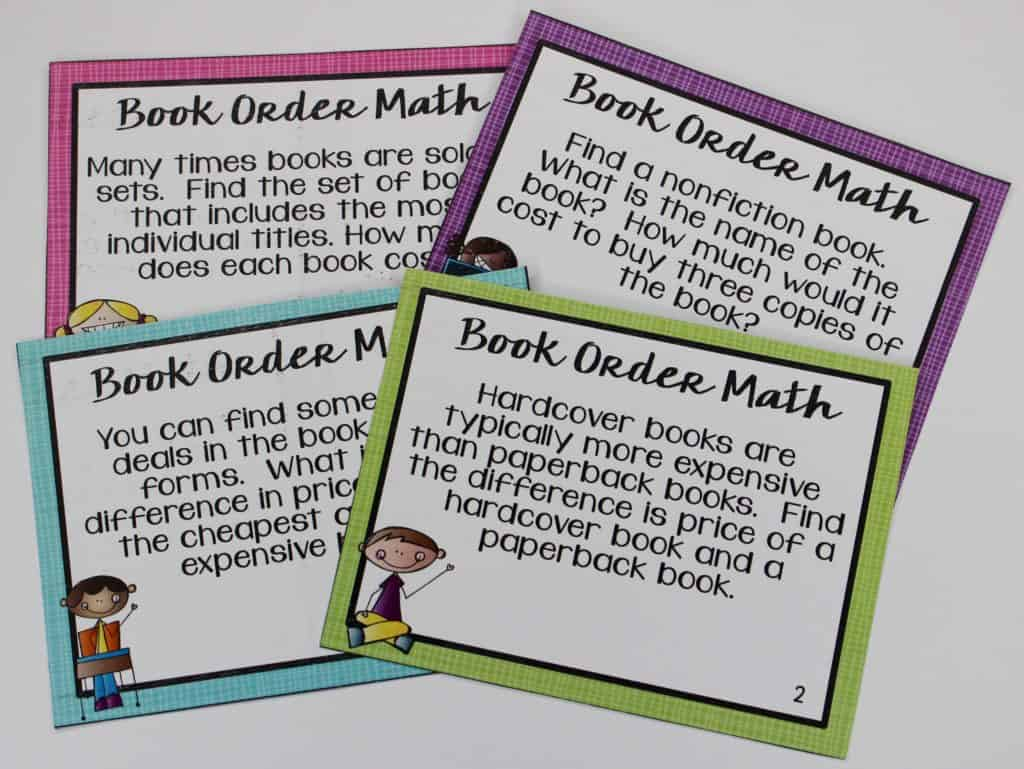 Task cards are a huge time-saver and an excellent instructional tool in the upper elementary classroom. They have tons of uses -- stations or centers, early finishers, homework, review, games, and more! I'm sharing all about how I'm using task cards and how I'm making them work for me and my 3rd grade, 4th grade, and 5th grade students in this blog post. Click through to read more!
