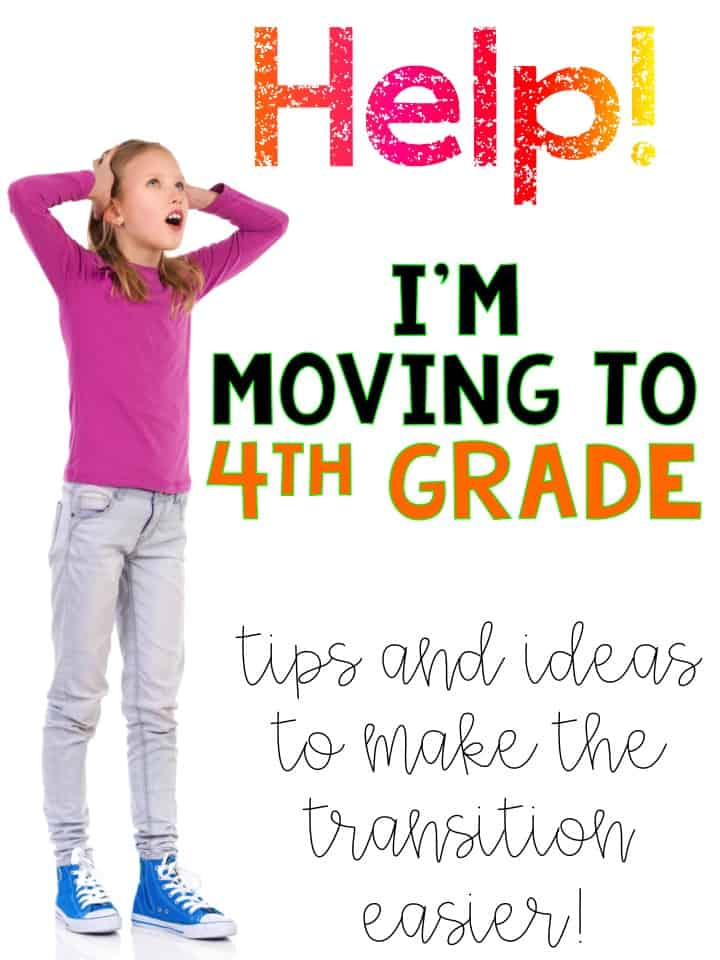 Moving to 4th Grade - Ashleigh's Education Journey