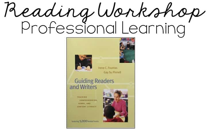 Reading Workshop Guided Reading And Literature Circles