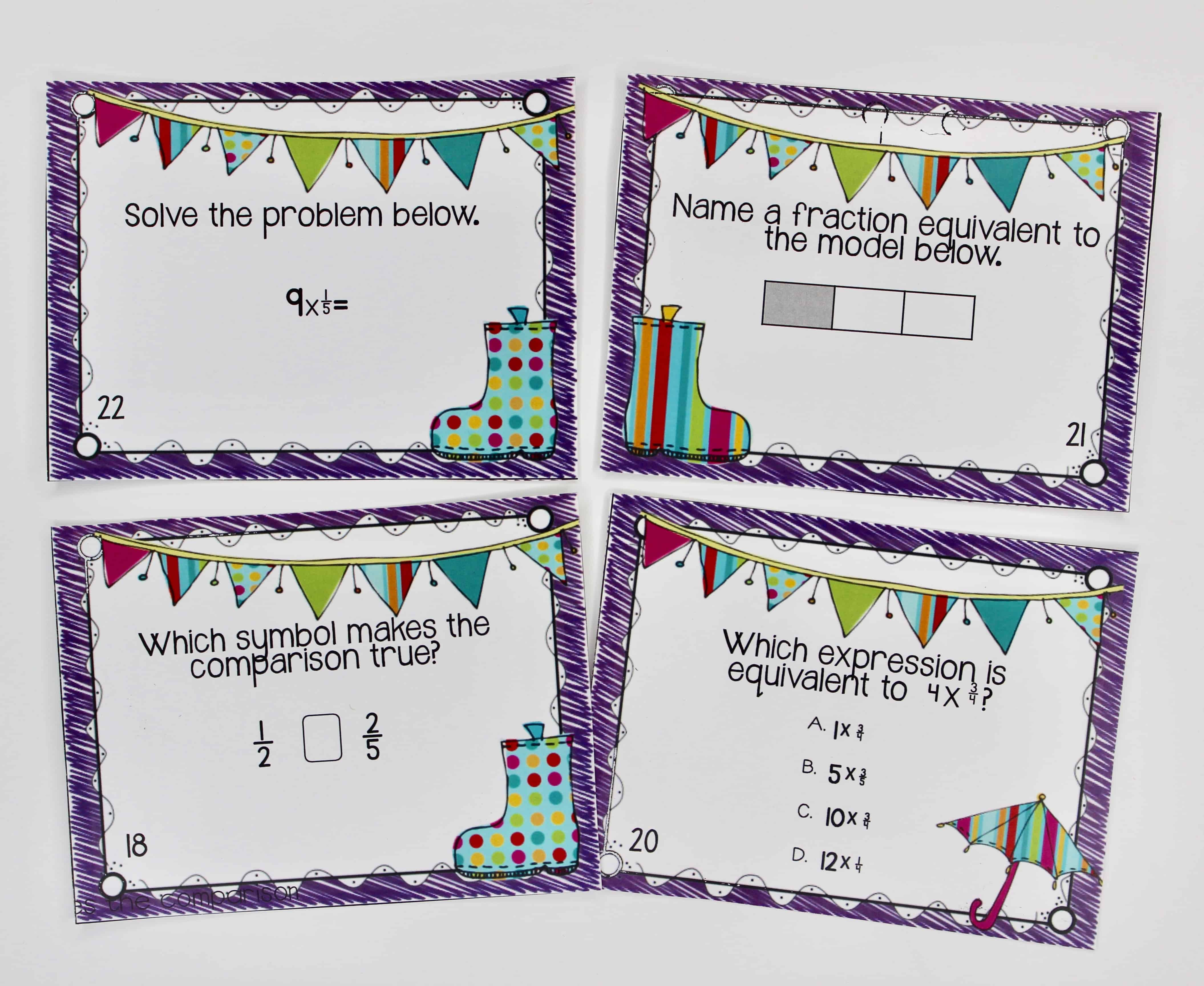 Ashleighs education journey on feedspot rss feed spring graphing is another one of my favorites there are six graphs for students to interpret in this activity for each graph there are four task cards biocorpaavc Image collections