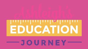 Ashleigh's Education Journey Logo