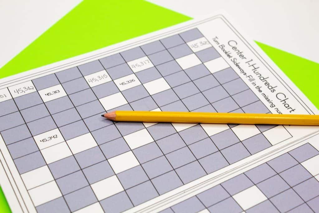 Developing Number Sense Through Math Centers