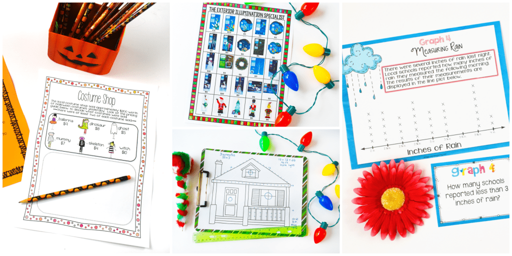 Worksheets to help increase math engagement in students